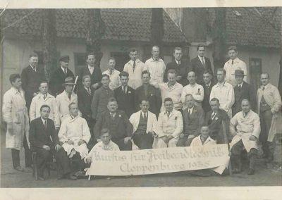 Franz Wessendorf 1935