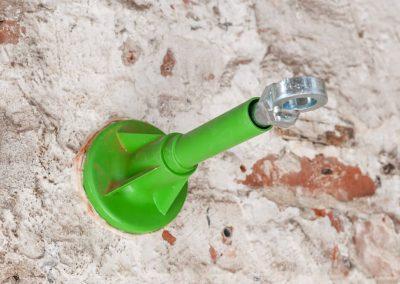 isorocket® – Der beste Gerüstanker aller Zeiten. Zur x-fachen Wiederbelegung und nachhaltigem Fassadenschutz.