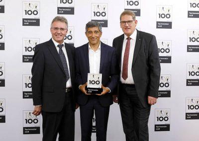 Renommierte Auszeichnung für Top-Innovationen aus dem Hause Wessendorf