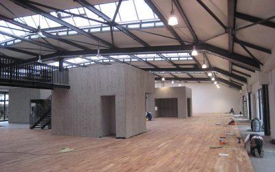 Sanierung Schuppen Bremen