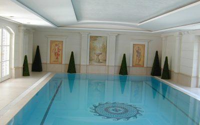 Privates Schwimmbad Norddeutschland